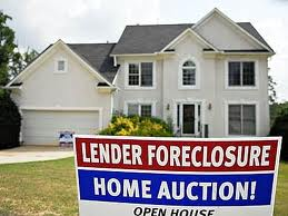 Foreclosed house