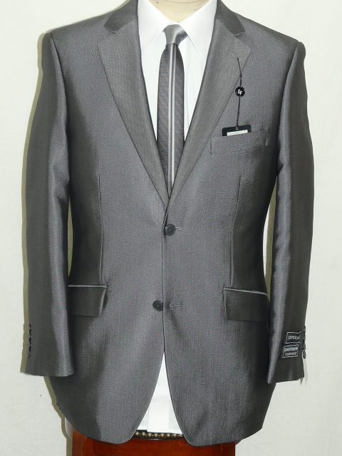 shiny suit