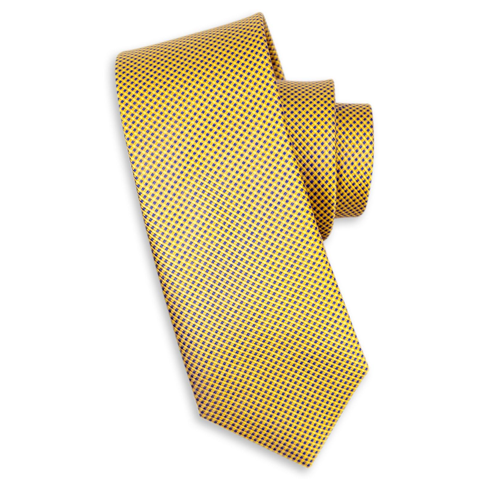 gold tie