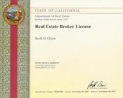 commercial loan brokers license