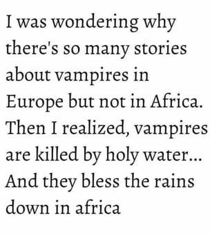 African Vampires