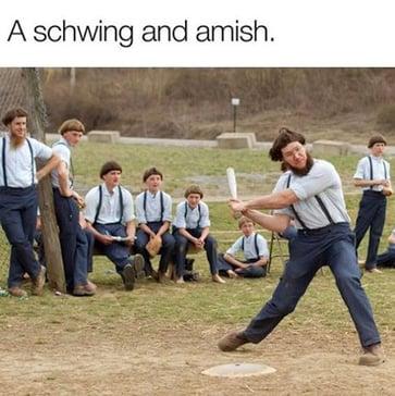 Amish Baseball