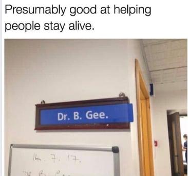 B Gee