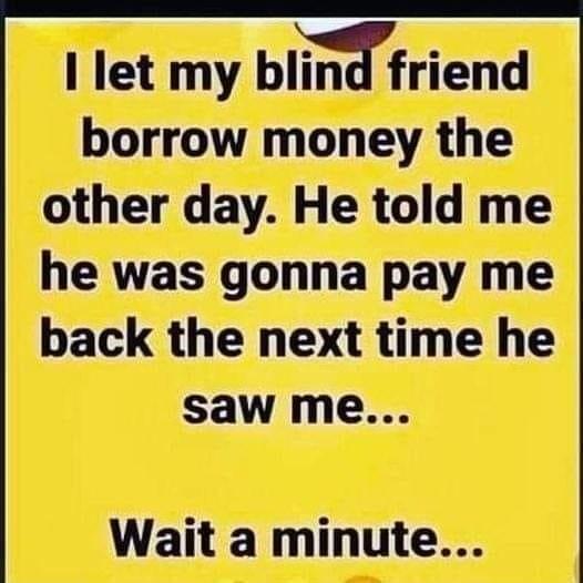 Blind Loan