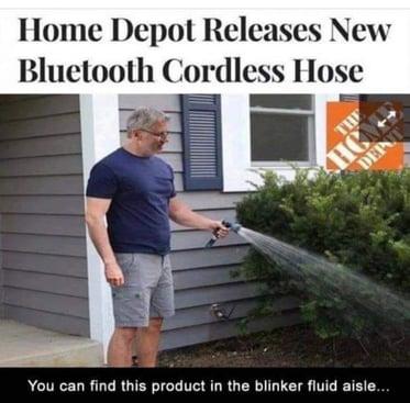 Bluetootu hose