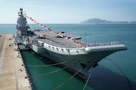 Chinese carrier