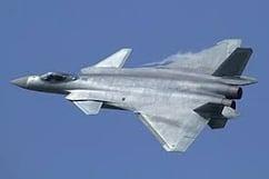 Chinese jet