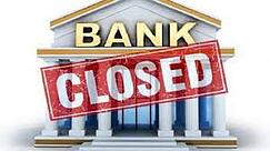 Closed Bank