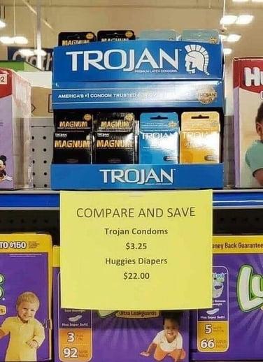 Condoms Cheaper