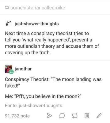 Conspiracy Theory-1
