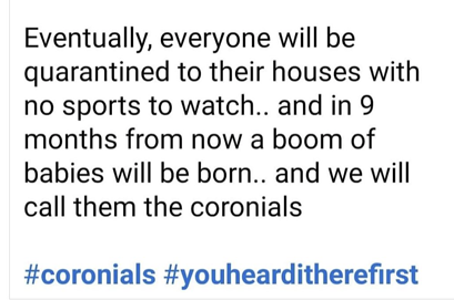 Coronials