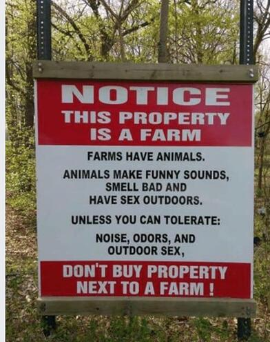 Farm Odors