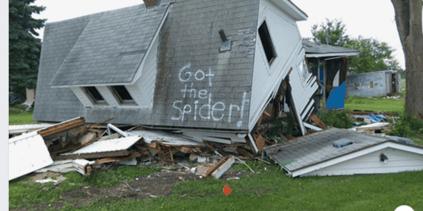 Got the Spider