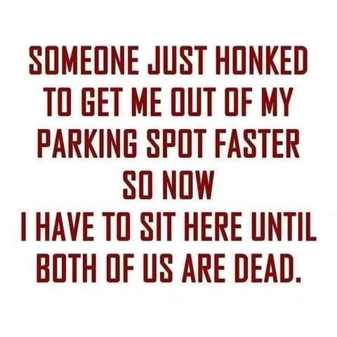 Honked