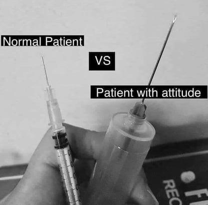Hypo Needle