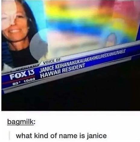Long name
