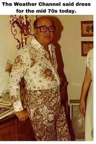 Mid 70s