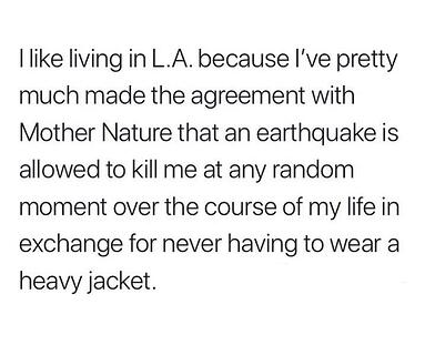 No Heavy Jacket