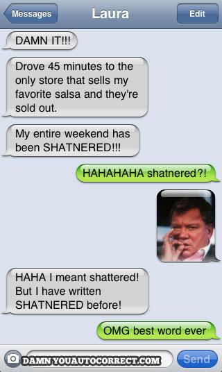 Shatnered