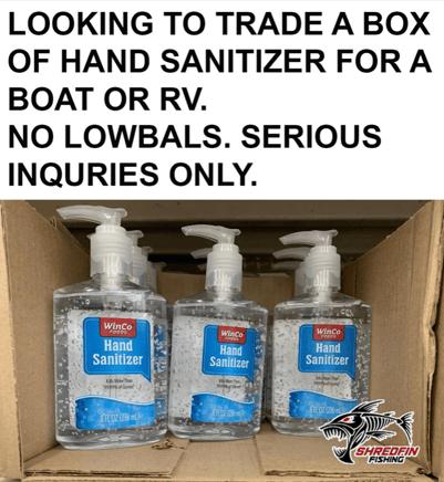 Trade Santizer