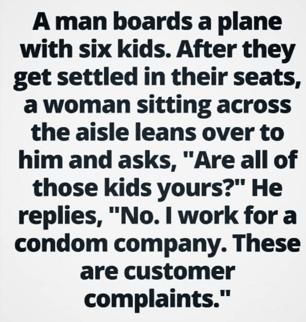 condom compliants