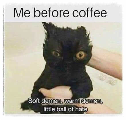 me-before-coffee